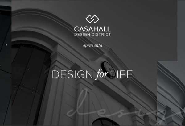 DESIGN FOR LIFE | LANÇAMENTO